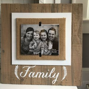 Other - Farmhouse picture frame